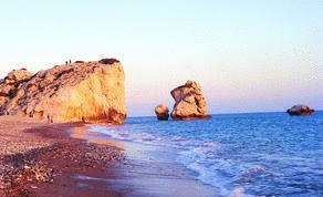 Aphrodite's Rock, Limassol (Optional)