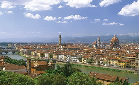 Florence & the River Arno